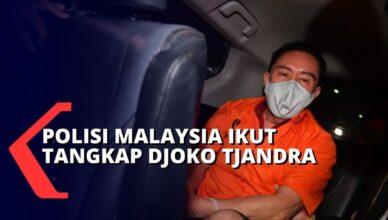 Djoko Tjandra Berhasil Ditangkap Ketika Berada di Kuala Lumpur, Malaysia