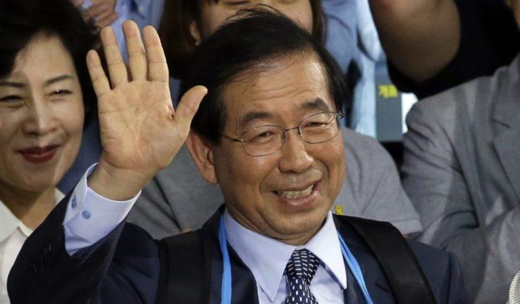 Walikota Korea Selatan Park Won Soon Ditemukan Tak Bernyawa