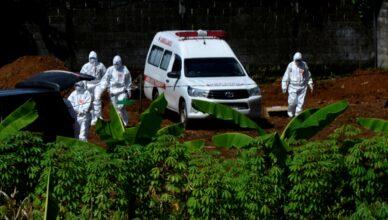 MUI Menilai Tidak Masalah Salat Jenazah di Ambulans Pada Pandemi Covid-19