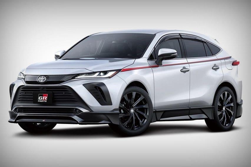 Jenis dan Harga Mobil Toyota 2021