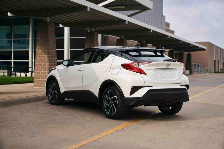 Toyota-C-HR Harga Toyota 2021