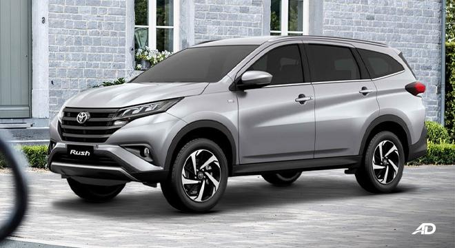 Toyota-Rush Harga Toyota 2021