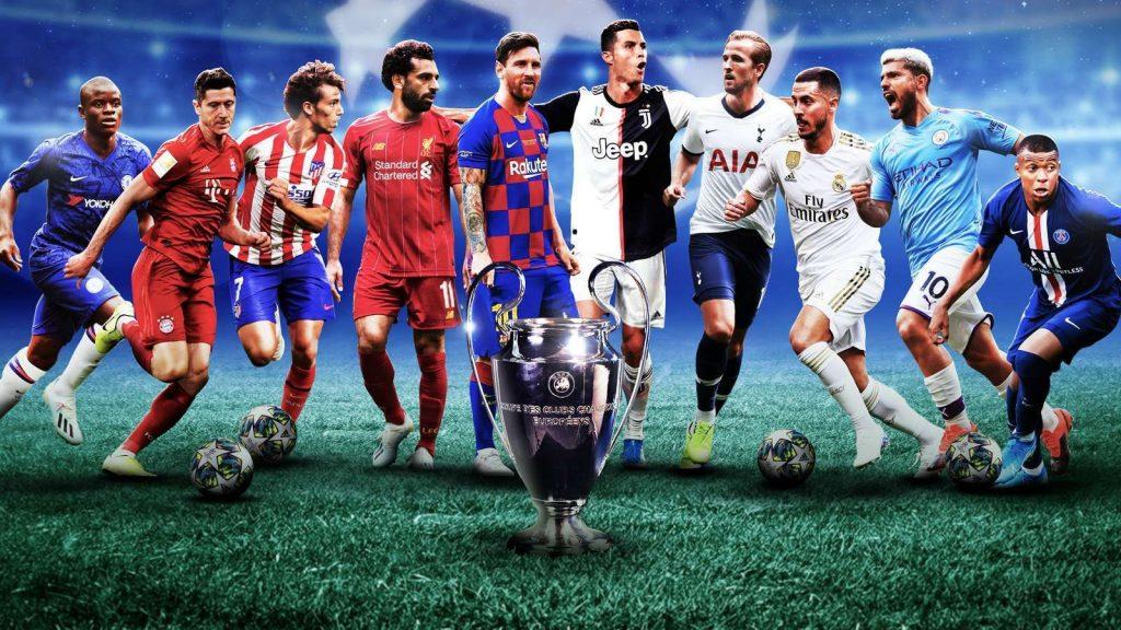 Daftar Peserta Champions 2021 2022