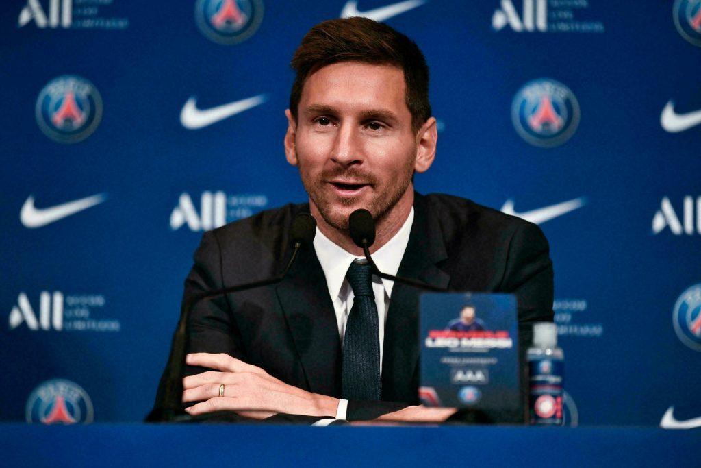 Bahasa yang Dikuasai Messi