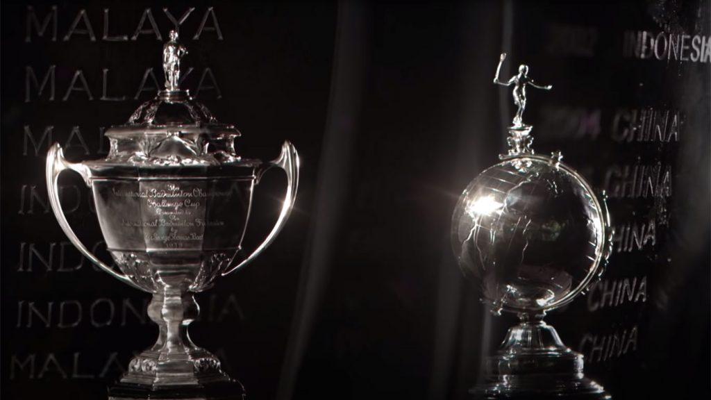 Piala Bergengsi Thomas dan Uber Cup