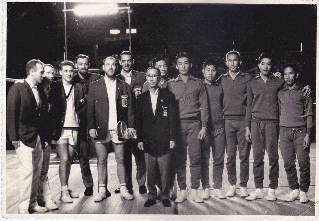 Sejarah Kemenangan Tim Indonesia pada Thomas Cup
